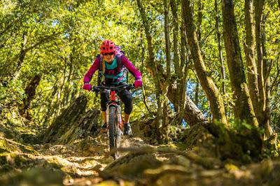 Welche Tour kann ich mit dem Mountainbike fahren in Vernazza?