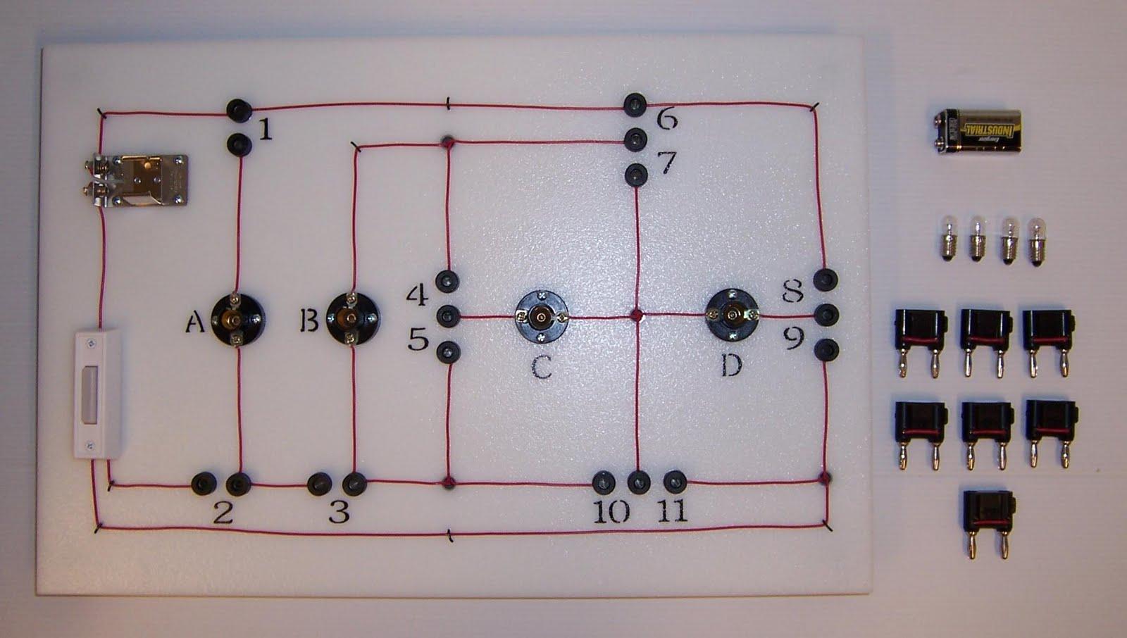 Greatest Hits Simple Circuits The Foutan Board H Walks Into A Bar