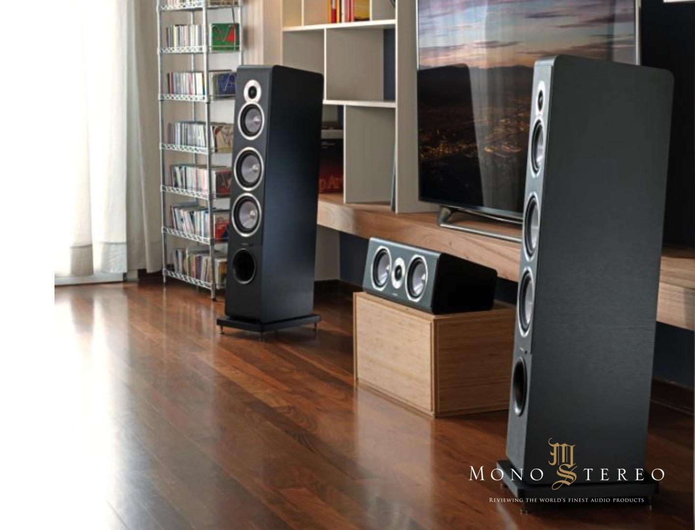 Mono and Stereo High-End Audio Magazine: Sonus faber