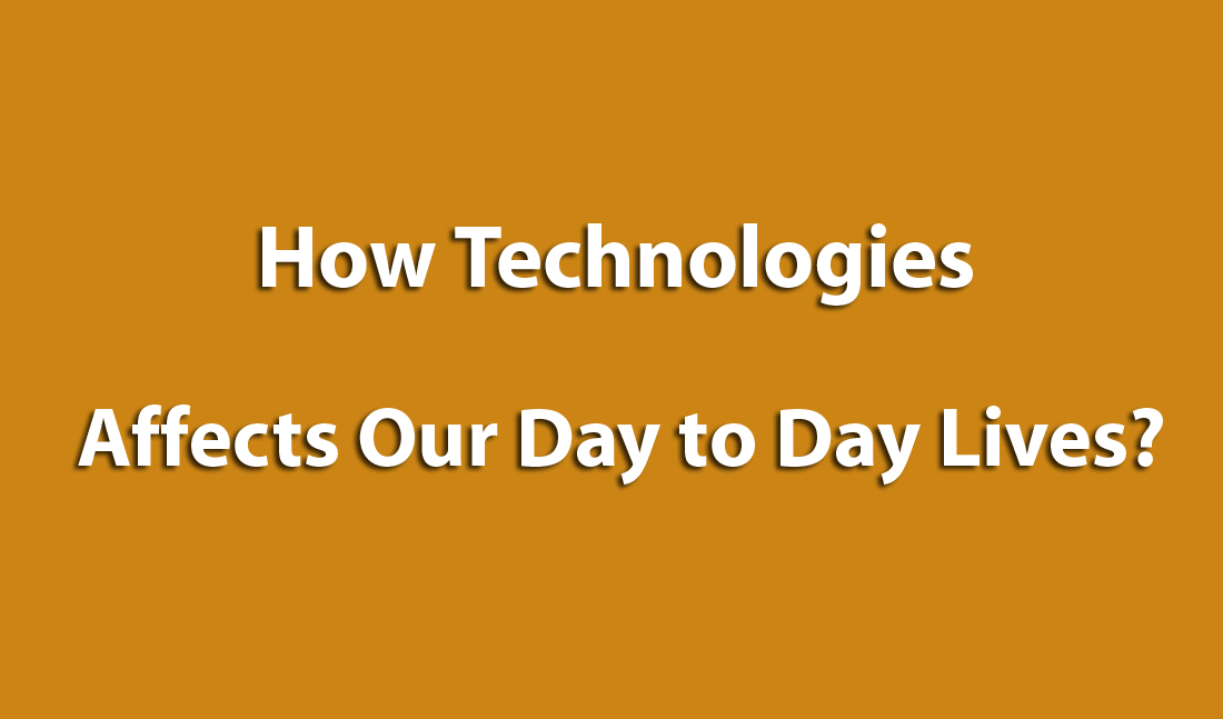 Technologies And Social Media