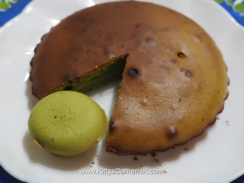 Green Tea Cake DIY recipe 抹茶蛋糕自家食譜