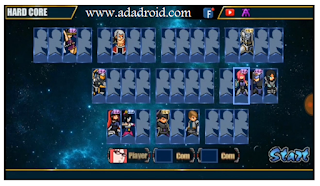 Trial Game Naruto Senki Mod Mobile Legend Apk
