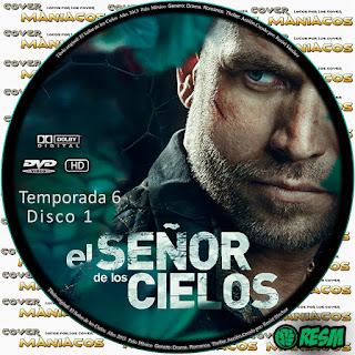 GALLETA [SERIE TV] EL SEÑOR DE LOS CIELOS - TEMPORADA 6