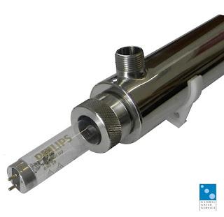 impianto UV 55 Watt