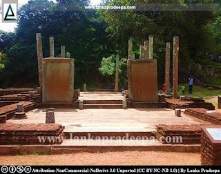 Two slab inscriptions of Mahinda IV