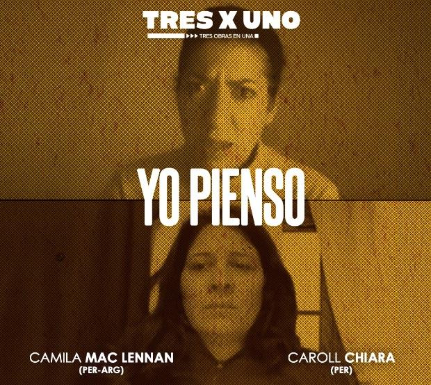"""La X productora lanza gratis su obra """"Yo Pienso"""" buscando concientizar sobre los derechos humanos"""