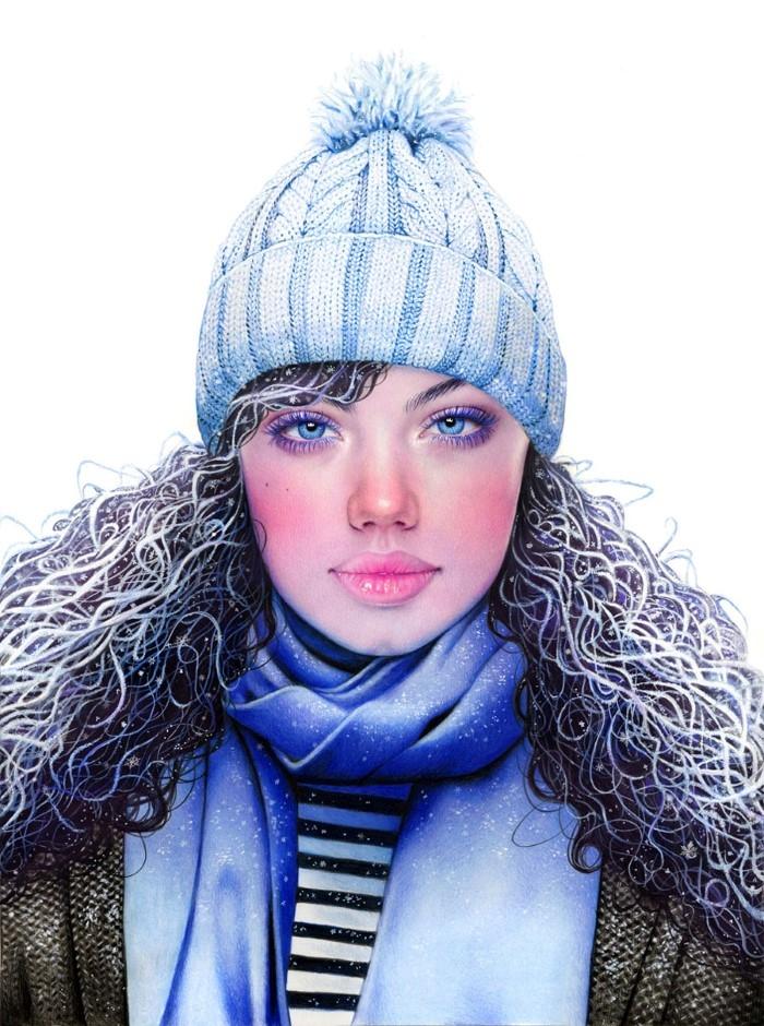 Иллюстратор и дизайнер. Morgan Davidson