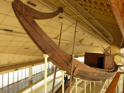 """Google celebrates the """"Khufu ship"""" .. What is the story?"""