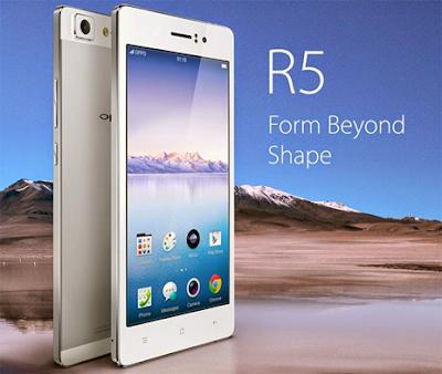 Điện thoại Oppo R5 chính hãng