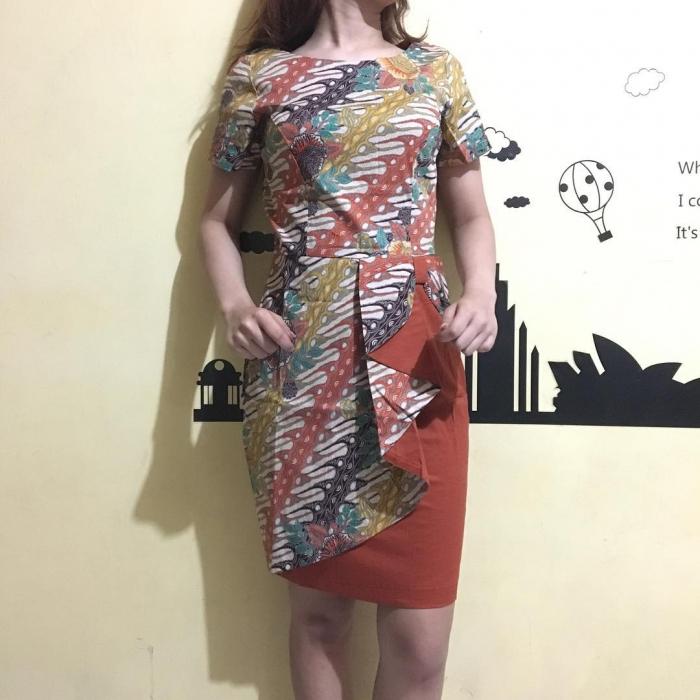 Baju batik anak untuk fashion show 61