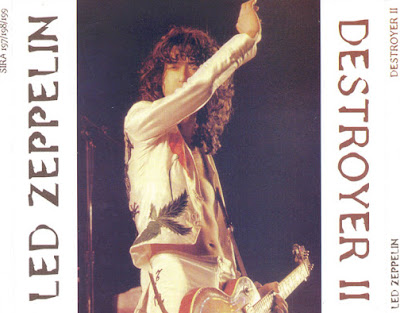 1977.04.28 Led Zeppelin Cleveland OH Destroyer 2