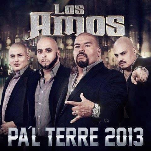 Los Amos De Nuevo Leon - Pa'l Terre 2013 (Disco 2013)
