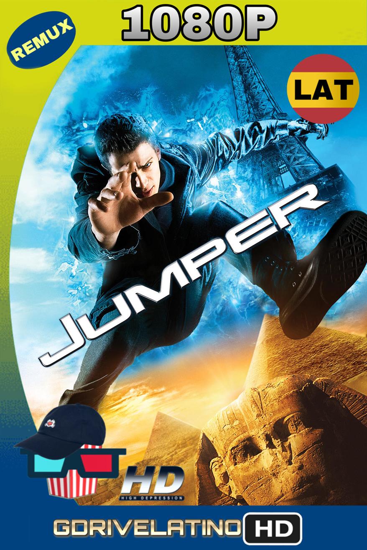 Jumper (2008) REMUX 1080p (Latino-Inglés) MKV