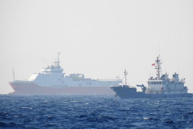 Phối hợp ràng buộc pháp lý với Trung Quốc ở Biển Đông