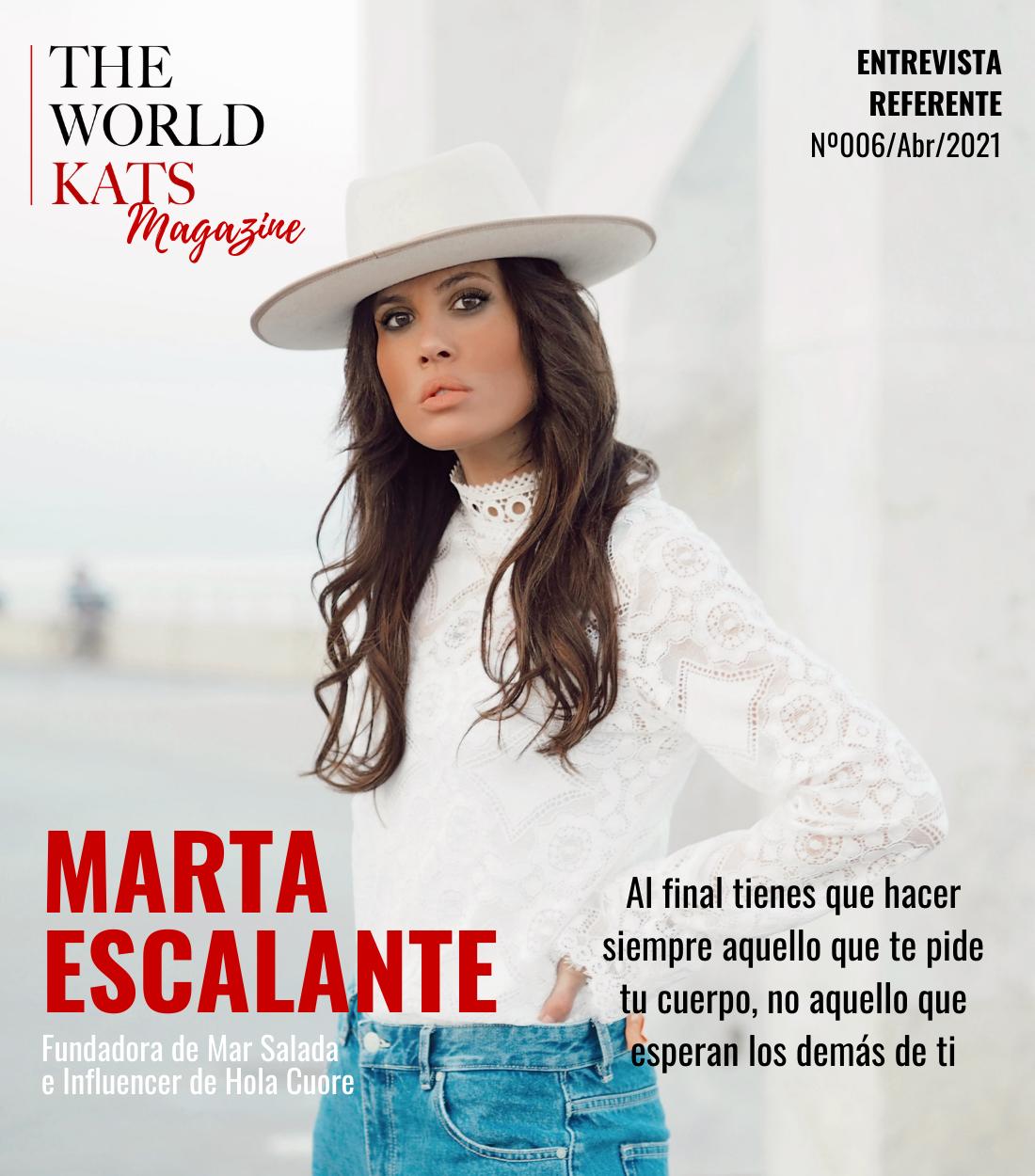Entrevista a Marta Escalante fundadora de Hola Cuore