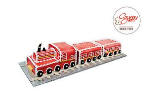 Train Cake - 4Kg