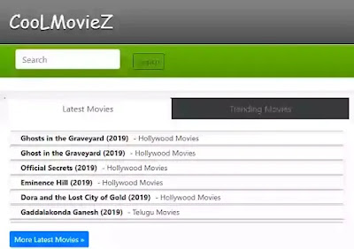 My Coolmoviez 2020 - New Bollywood, Hollywood Hd Movie Download