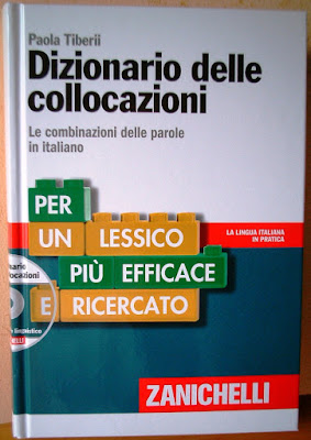 Book review Dictionary of collocations Zanichelli Silvana Calabrese