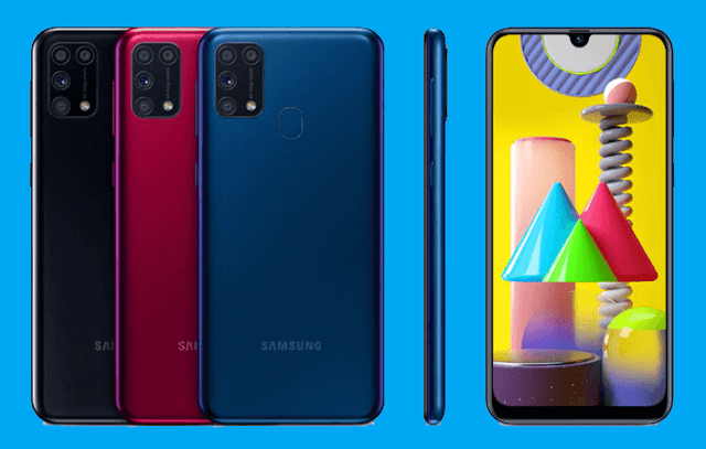 Samsung Galaxy M31 coming to the Philippines