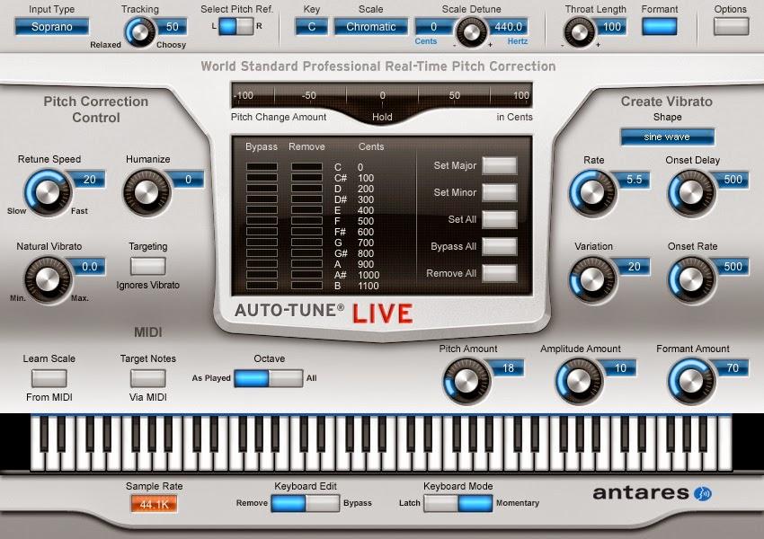 Auto Tune 7 Keygen Mac