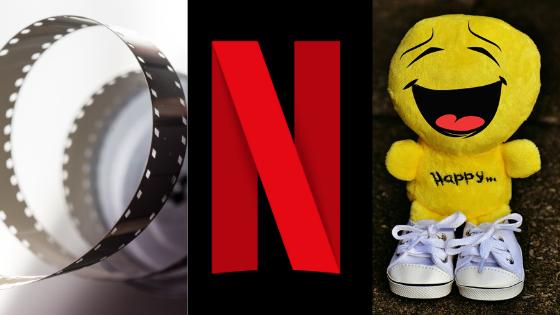5 Boas comédias para vermos no Netflix