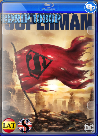 La Muerte De Superman (2018) BDRIP 1080P LATINO/INGLES