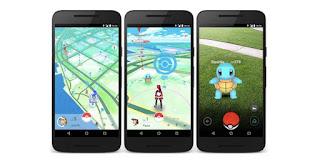 Akhirnya, Pokemon GO bisa dimainkan Di Asus Zenfone. Download Sekarang!