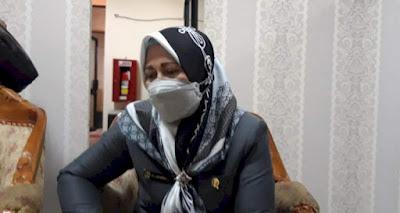 Jauharoh Haddad Sosialisasikan Perda AKB Dalam Pencegahan dan Pengendalian Covid-19
