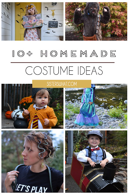10 easy diy homemade costumes to sew