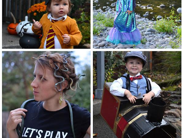 10 Creative DIY Homemade Costume Ideas