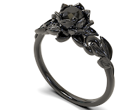 Engagement-rings-black-lotus-ring-ideas-KMich Weddings and Events-Philadelphia