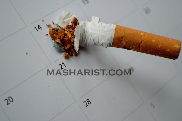 Meminum teh mengurangi efek dari merokok