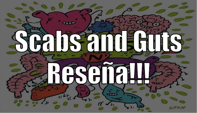 Scabs and Guts el juego de mesa Reseña!!!