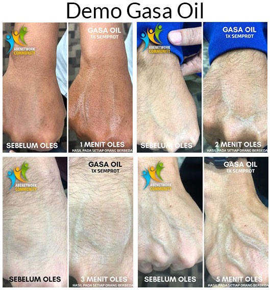 Demo Gasa Oil