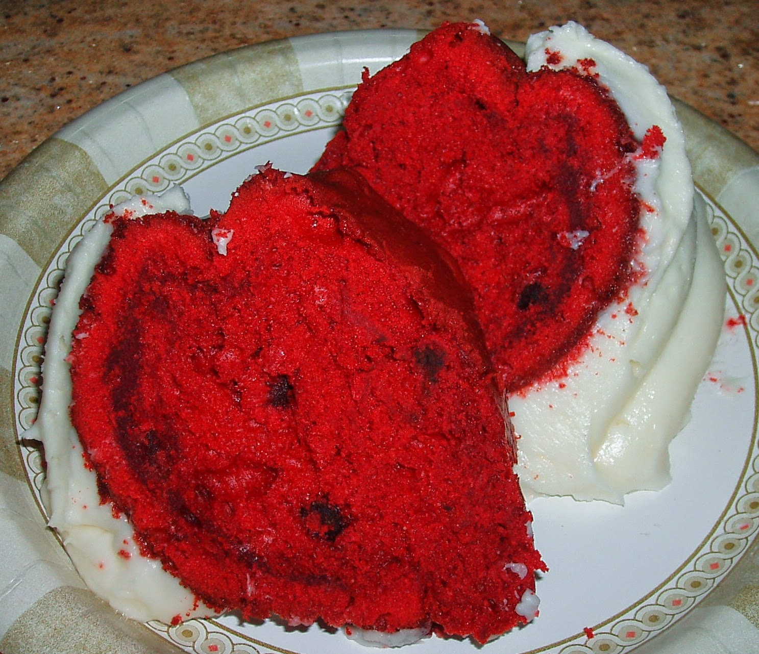 Susie Cakes Red Velvet Calories