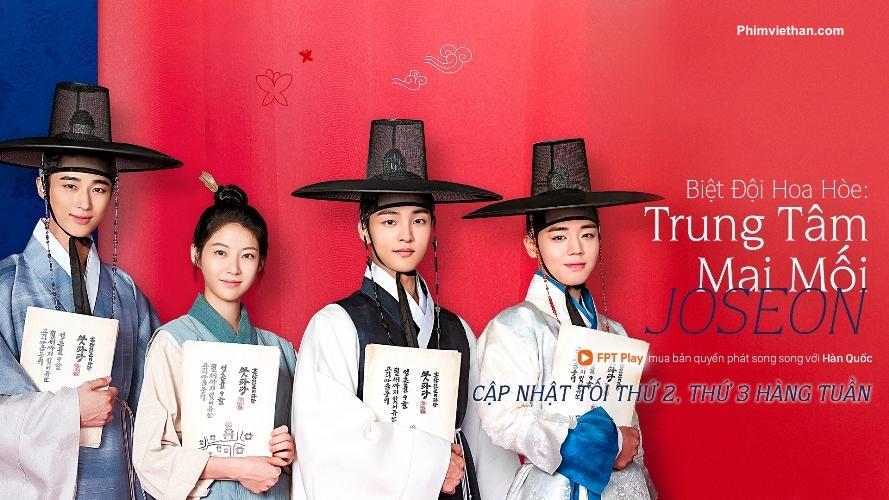 Phim Biệt Đội Hoa Hoè: Trung Tâm Mai Mối Joseon