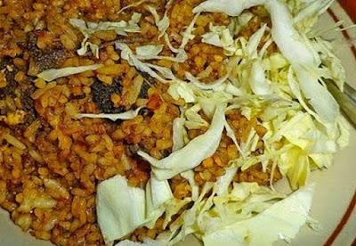 Resep Membuat Nasi Goreng Babat Spesial