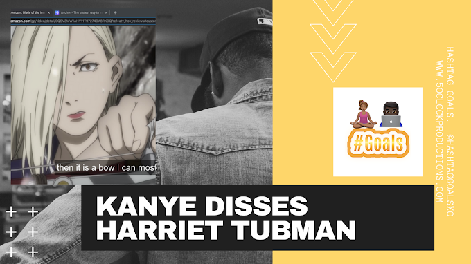 Kanye West Disses Harriet Tubman at Presidential Rally