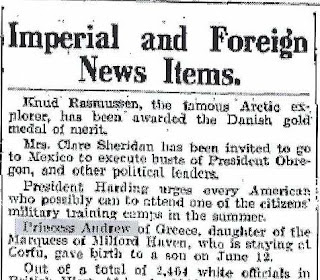 The Times June 14, 1921