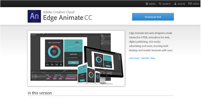 Edge Animate CC