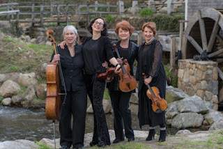 THE BLACK BOX presents Quartett Giocosa - Nov 17
