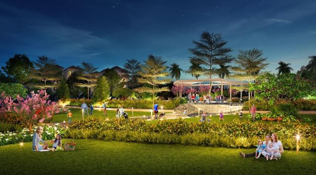 """Dự án Sunshine Heritage Resort Phúc Thọ Hà Nội """"điểm hẹn của những giấc mơ xa xỉ"""""""
