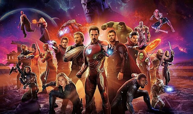 Avengers Infinity War Full Movie in Hindi Dubbed Download 480p 720p 1080p 4K