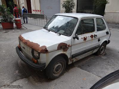 Fiat 126, Palermo