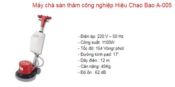 máy chà sàn giá rẻ chao bao