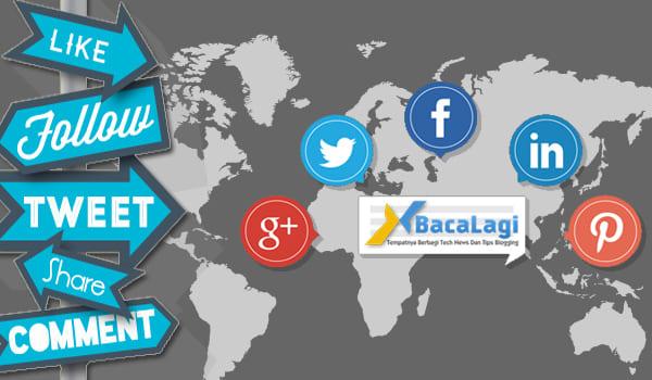 Social Media Untuk Meningkatkan Trafik Visitor Blog