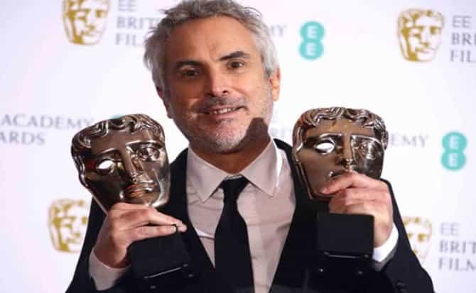 Premios, Roma, Bafta
