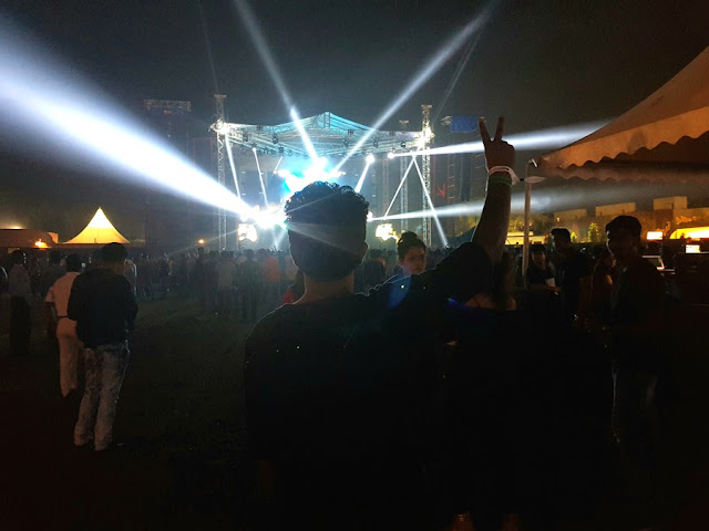 Sunburn Kolkata 2017 With Jai Wolf & DJ KSHMR 6