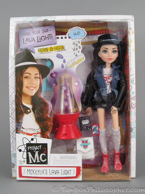 A Project Mc 2 Mckeyla With Painted Eyes The Toy Box