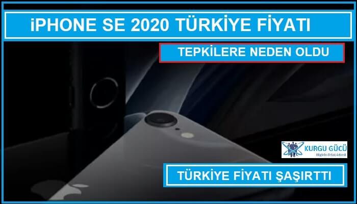 iPhone SE 2020 Türkiye Fiyatı Sosyal Medyada Tepki Çekti - Kurgu Gücü